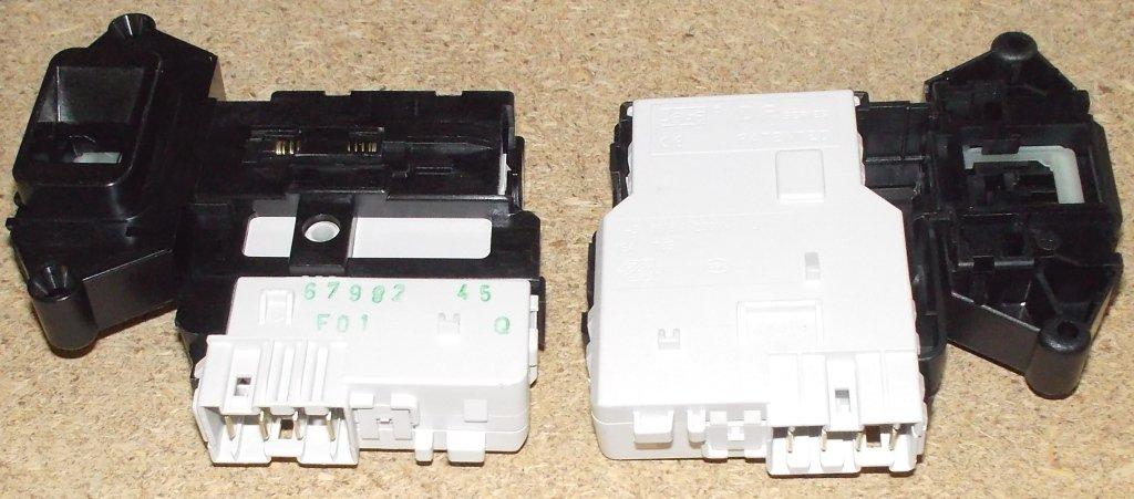 Термоблокировка люка для стиральной машины (УБЛ): Блокировка люка EBF49827803 для стиральных машин LG (ЛЖ) EBF49827805, 6601ER1004D, AGF69478145, INT005LG в АНС ПРОЕКТ, ООО, Сервисный центр