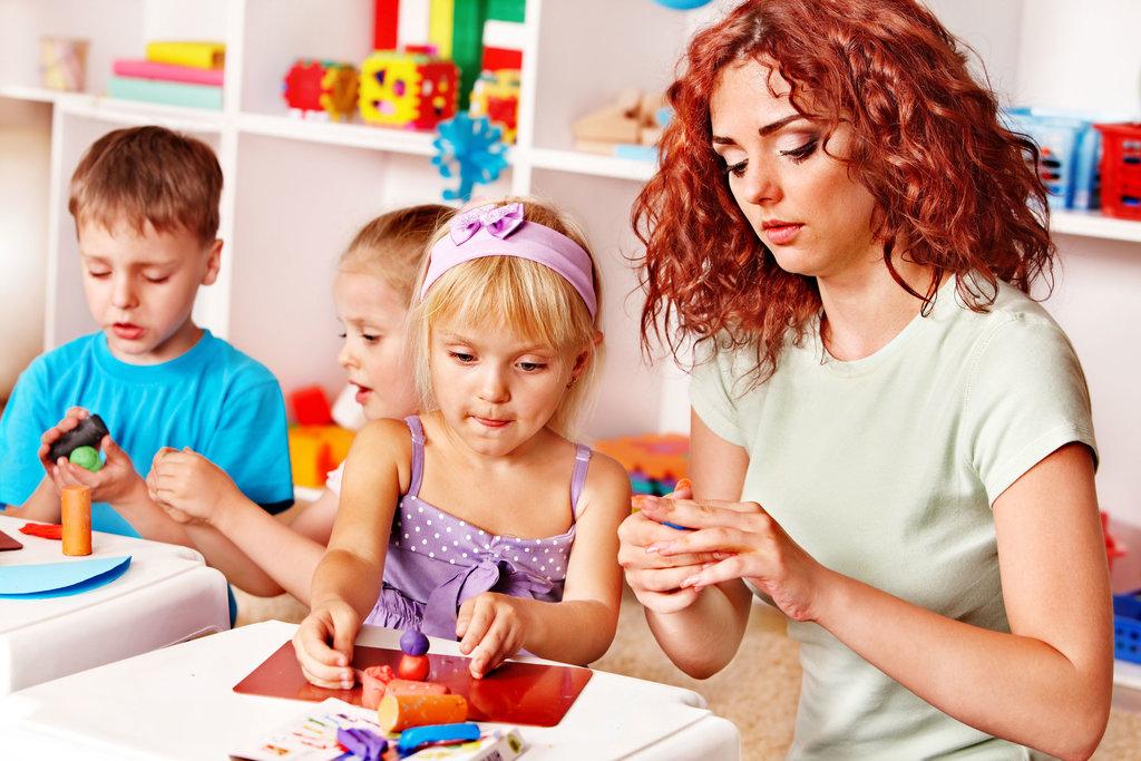 Частный детский сад: Услуги воспитателя в Детский центр Фея