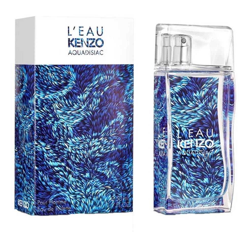 Kenzo (Кензо): Kenzo L'Eau Kenzo Aquadisiac pour Homme (Кензо Лё Кензо Аквадизиак Пур Хом) edt 100ml в Мой флакон