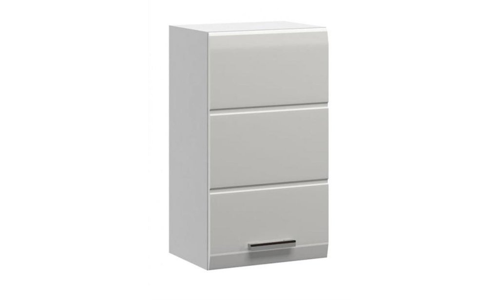 Кухонный гарнитур Ривьера: Шкаф навесной Ривьера, 1-дверный, 400 в Уютный дом