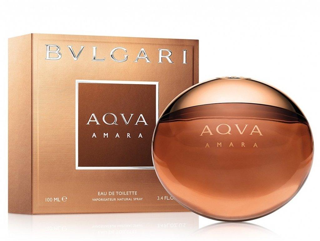 Bvlgari: Туалетная вода Bvlgari Aqua Amara edt м 100 ml в Элит-парфюм