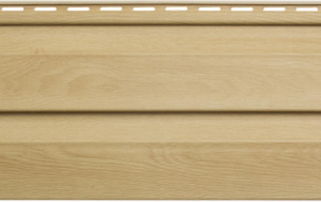 Крашенный сайдинг: Панель Карелия Бук Т-01 - 3,00м х 0,230м. в АНЧАР,  строительные материалы