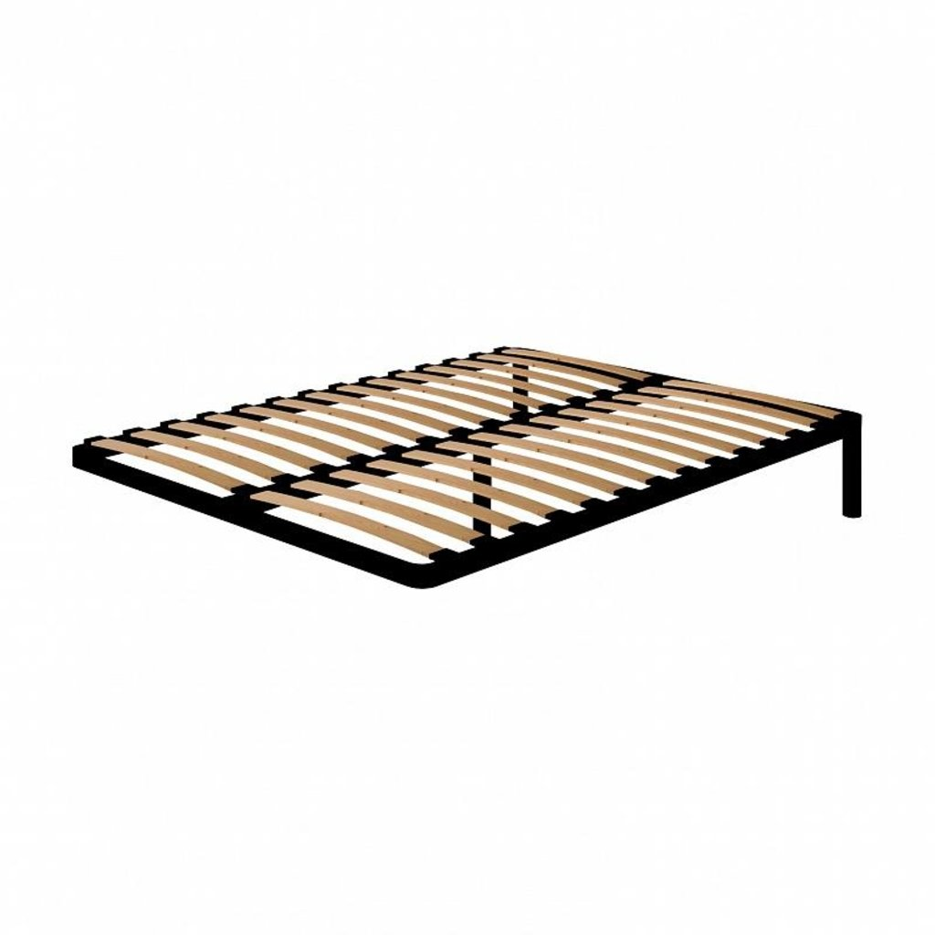 Кровати: Кровать Эко 4 (1200, орт. осн. металл) в Стильная мебель