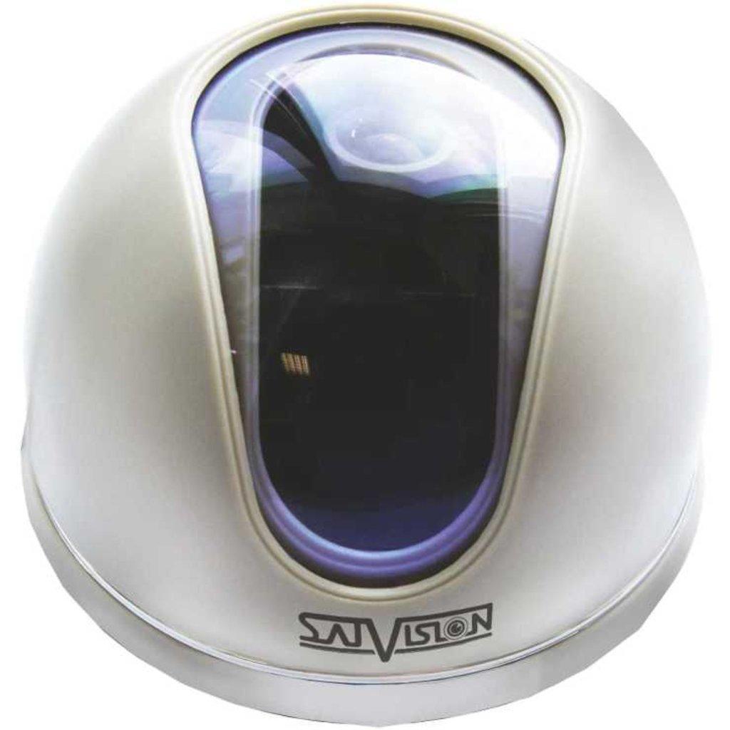 Аналоговые видеокамеры (AHD): Видеокамера SATVISION SVC-D9 в Микровидео