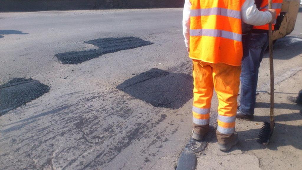 Строительство и ремонт дорог: Ямочный ремонт в ПКТ СТРОЙ, ООО