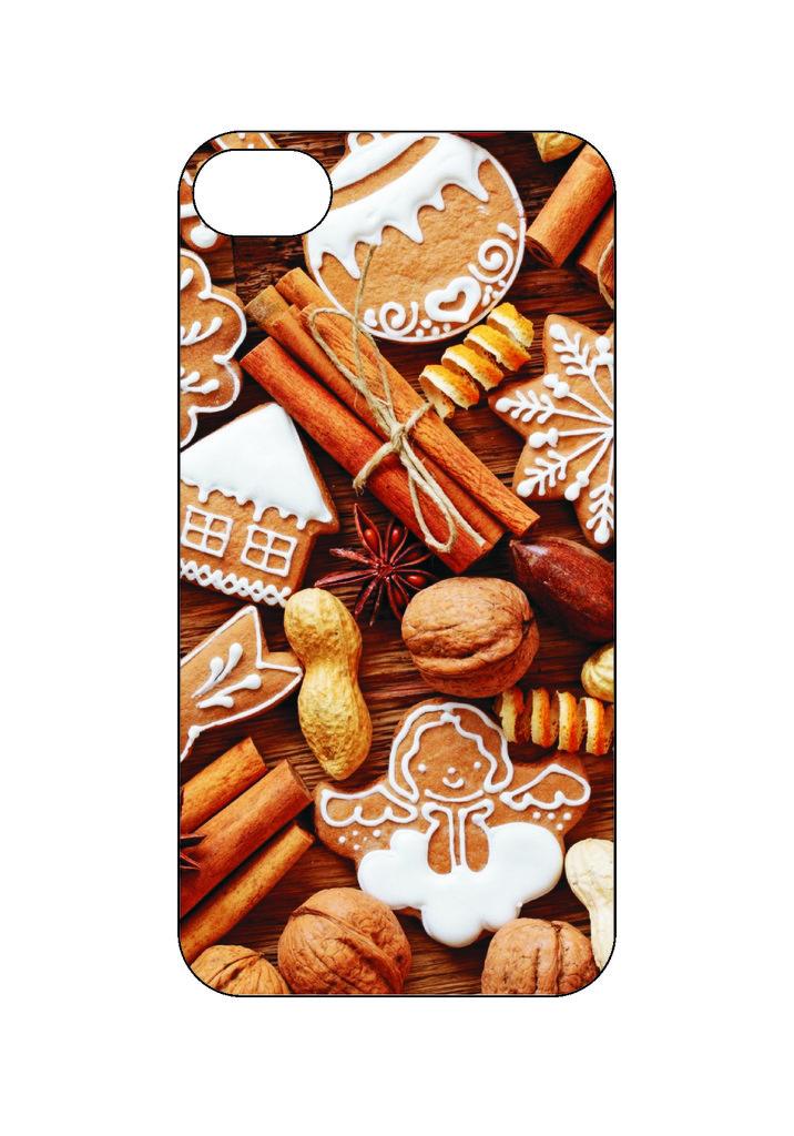 Выбери готовый дизайн для своей модели телефона: Сладости в NeoPlastic