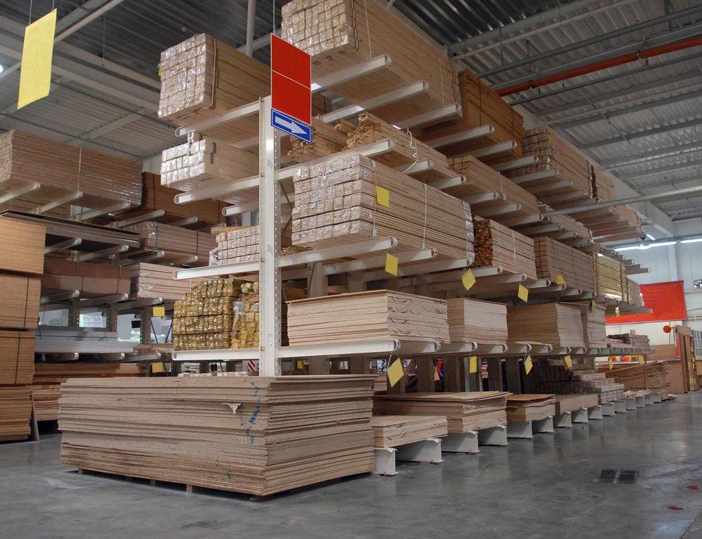 Строительные материалы: База стройматериалов в АМБАР СТРОЙ, ООО Мебель Плит
