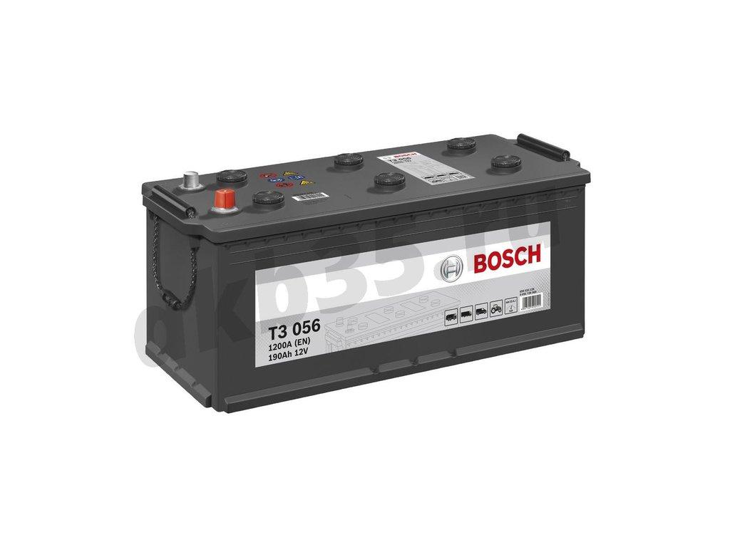 Аккумуляторы: BOSCH 190 А/ч T3 1200А в Планета АКБ