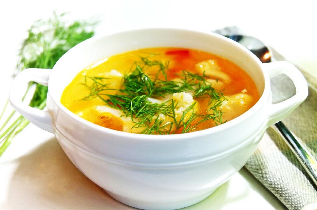 Диетическое меню: Суп легкий овощной 350мл в Смак-нк.рф