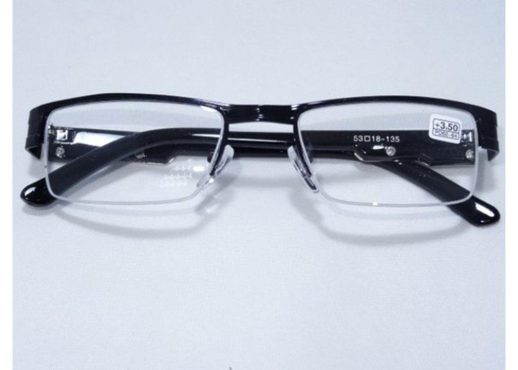Готовые корригирующие очки: Готовые очки HAOMAI 8061 черные в ТАИР, круглосуточный аптечный пункт