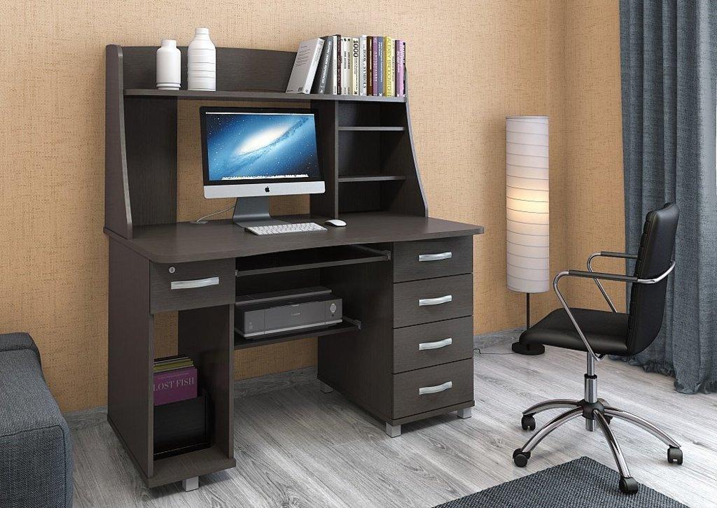 Мебель офисная: Стол компьютерный в АЛЛЕЯ, торговая сеть