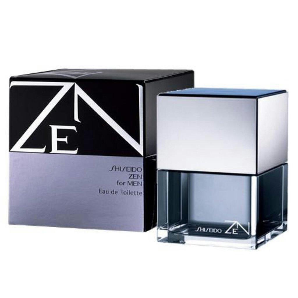 Shiseido: Shiseido Zen for Men edt 50   100ml в Элит-парфюм