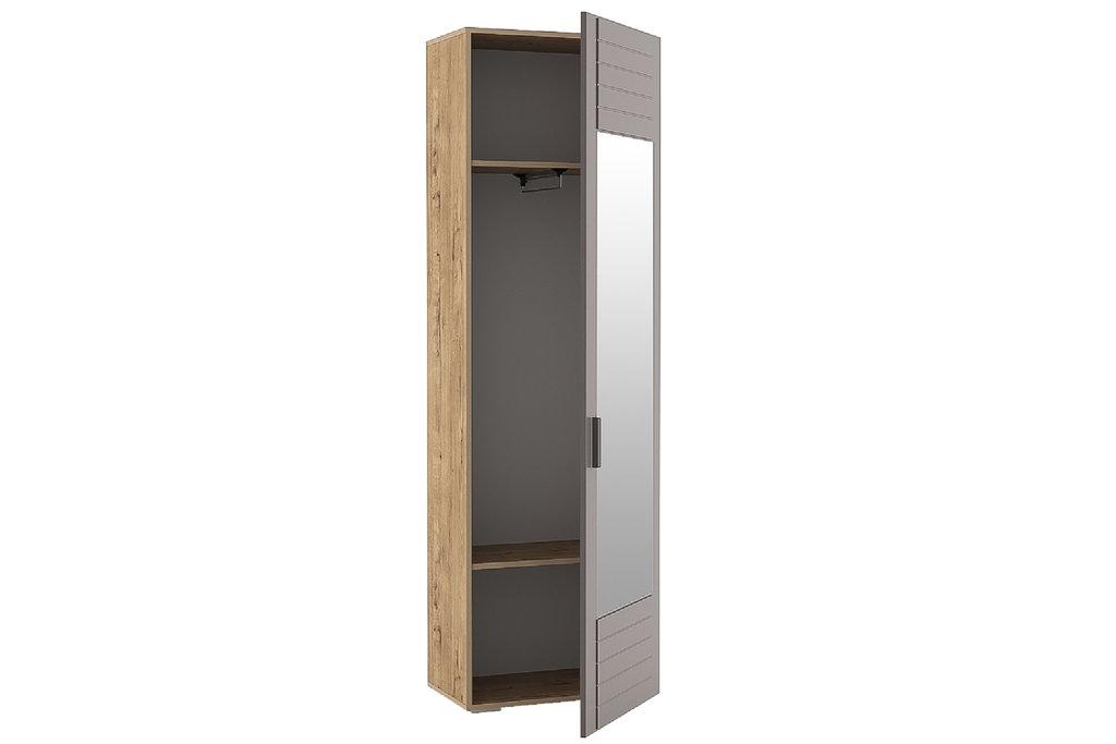 Шкафы для прихожих: Шкаф для одежды LIVORNO НМ 013.16 Зеркало в Стильная мебель