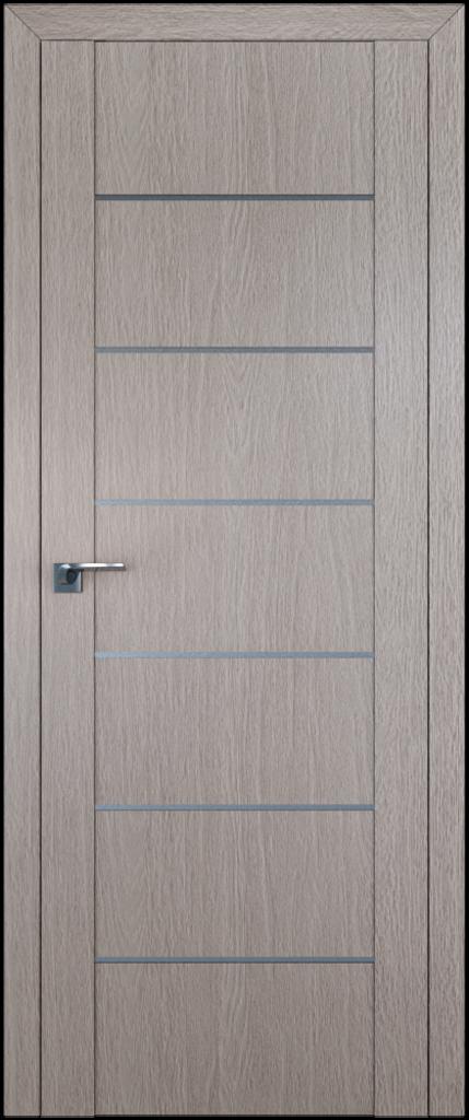 Двери ProfilDoors серия XN: Модель 2.07XN, 150XN  (алюминиевые молдинги) в Салон дверей Доминго Ноябрьск