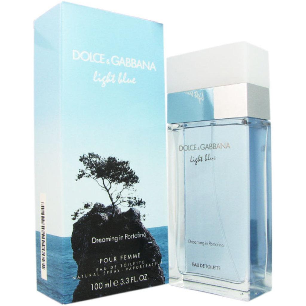 Для женщин: D&G Light blue Dreaming Portofino edt ж 100 ml в Элит-парфюм