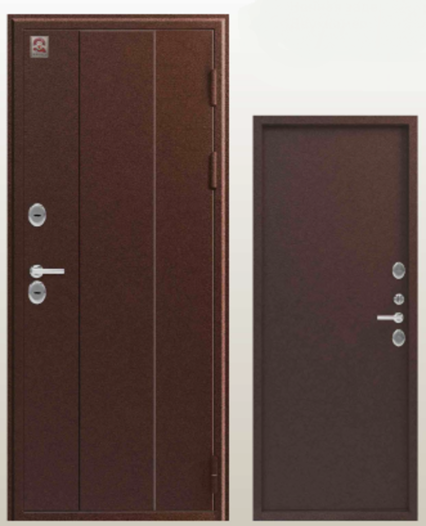 Двери Центурион: Центурион Т-5 в Модуль Плюс