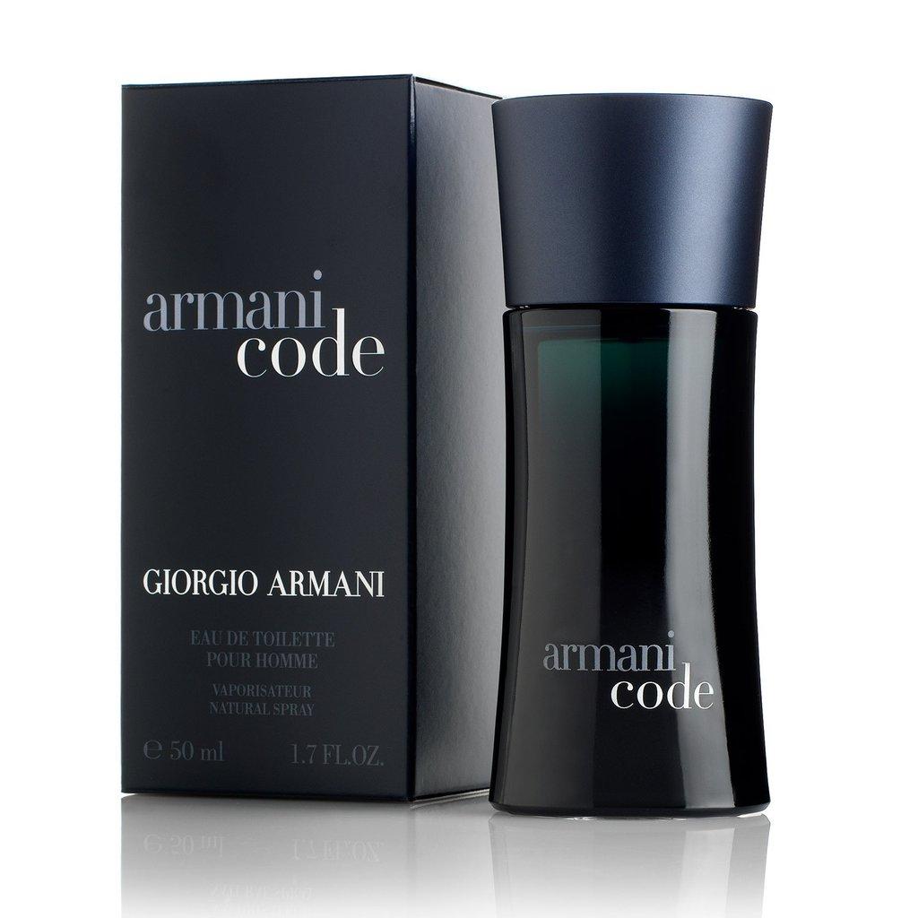 Giorgio Armani (Джорджио Армани): Giorgio Armani  Code edt 125ml в Мой флакон