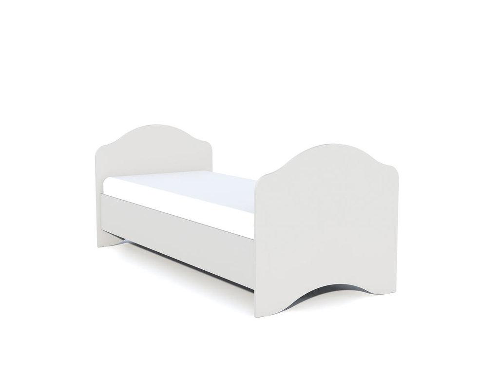 Детские и подростковые кровати: Кровать НМ 008.62 Прованс (800x1900, усилен. настил) в Стильная мебель