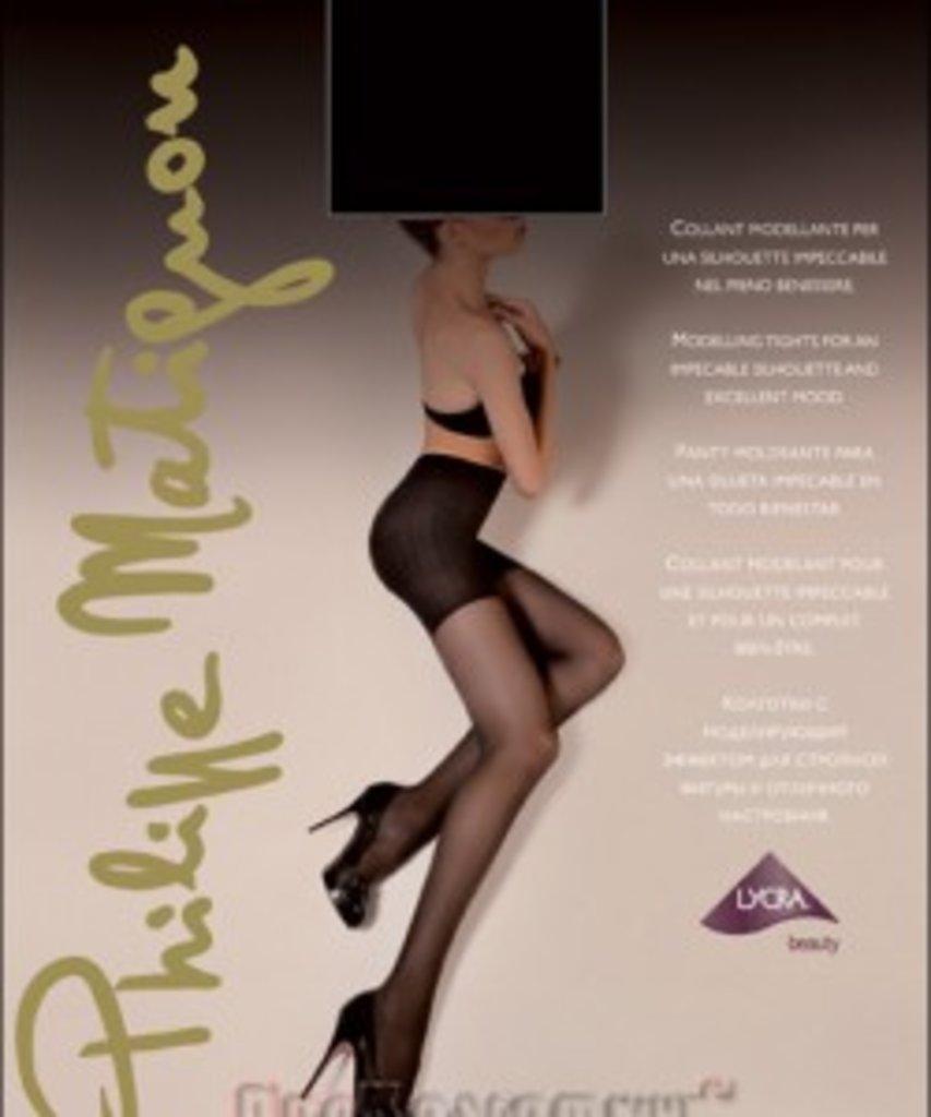 Колготки: Полупрозрачные колготки Philippe Matignon REVITALISE 40 в Sesso