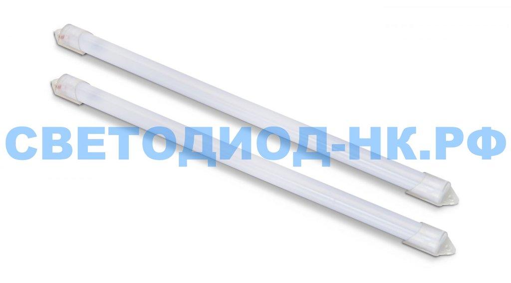 Линейные светильники: Светодиодный светильник подсветка LED-T4 9Вт 230В 4000К 675Лм 600мм IN HOME в СВЕТОВОД