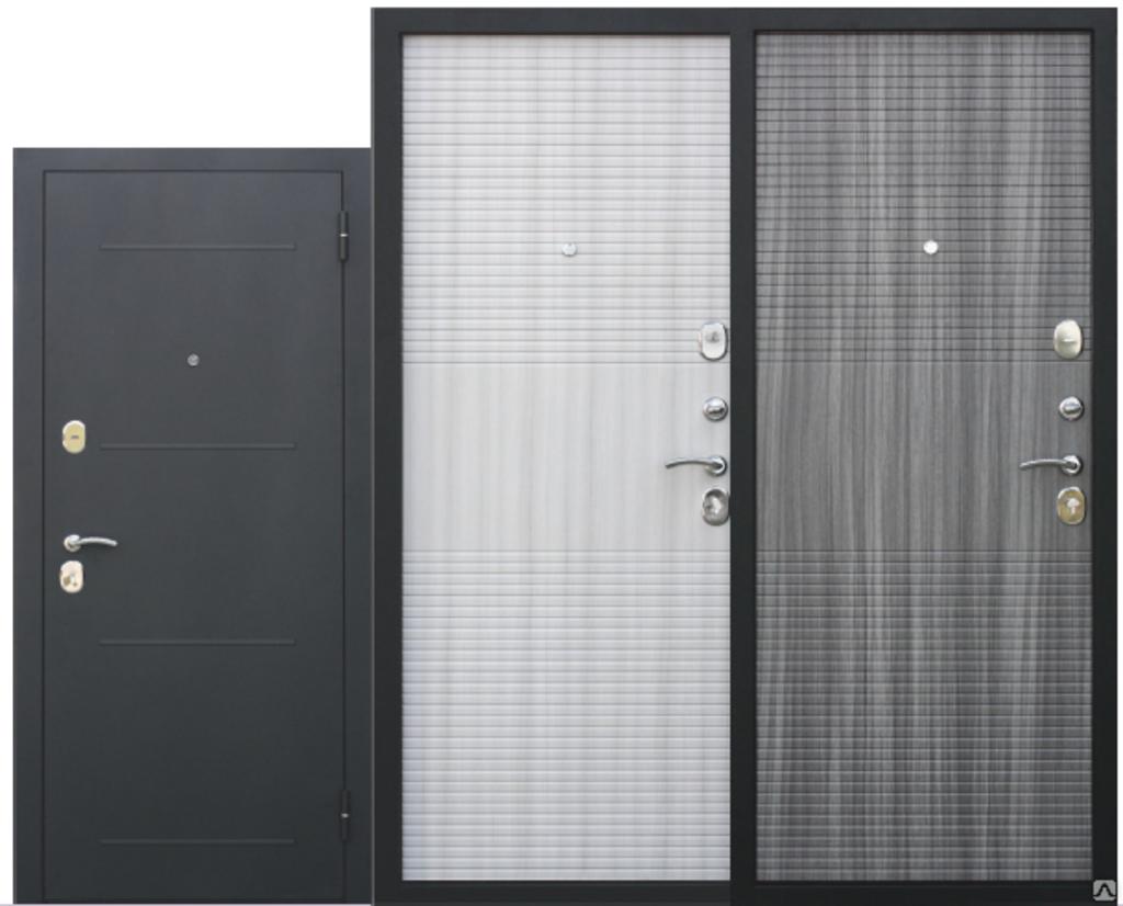 Двери Цитадель: Дверь входная металлическая GARDA Муар 7,5мм в Салон дверей Доминго Ноябрьск