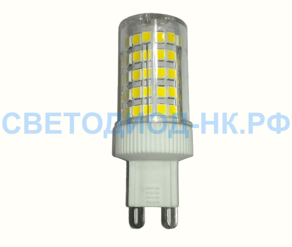 Цоколь G9: LED DIODTRADE G9-PLP 14W 4000K в СВЕТОВОД
