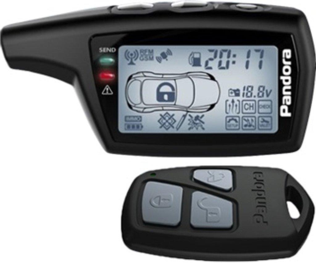 Автосигнализации с автозапуском: Pandora DX 50B Can Lin в Безопасность