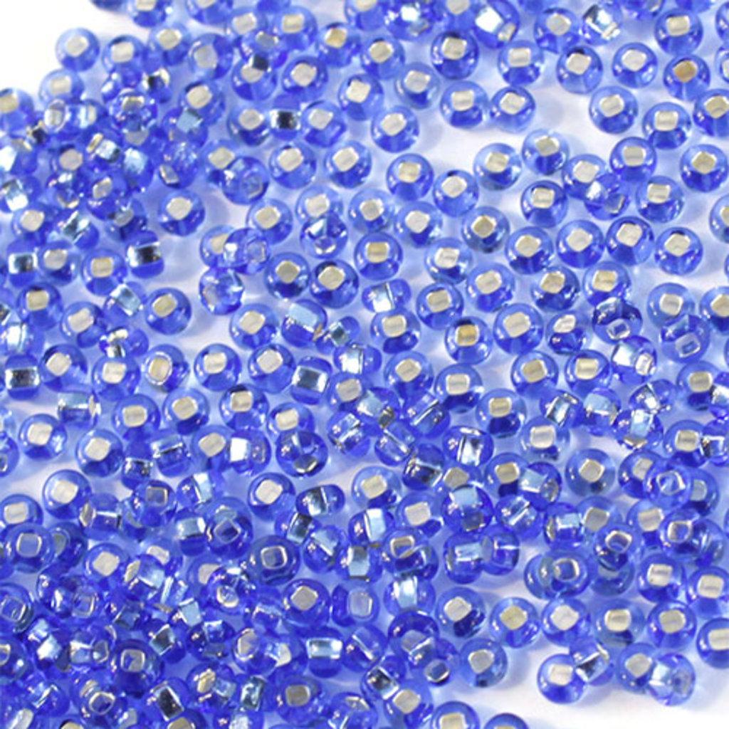 Бисер Preciosa 50гр.Ассорти(Сток)Чехия: Бисер Preciosa Ассорти 50гр(10/0 синий 21) в Редиант-НК