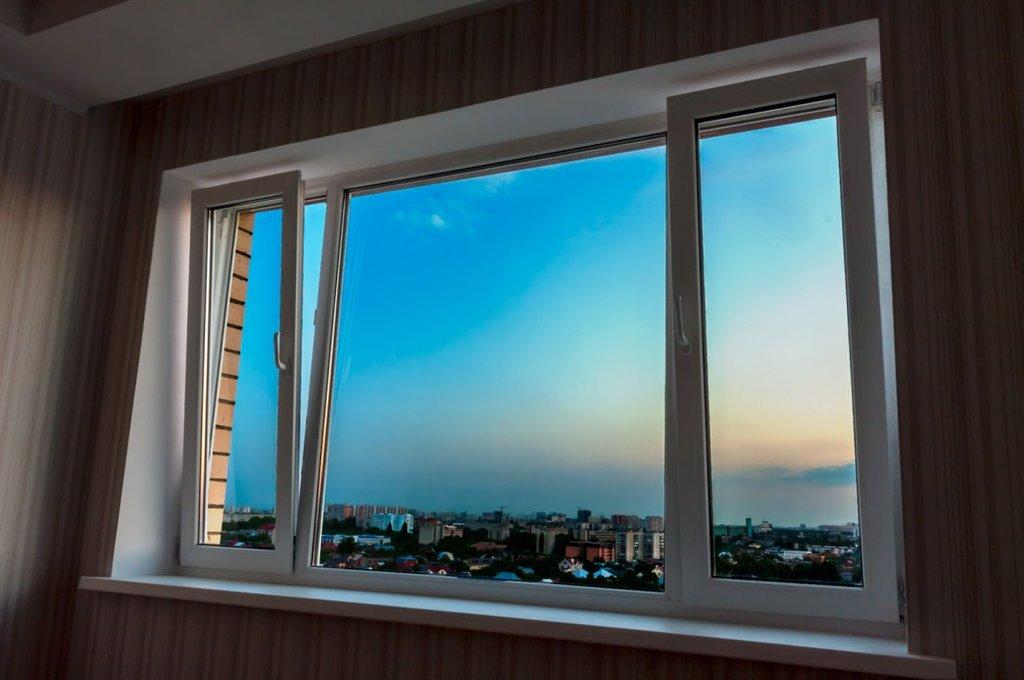 Пластиковые окна: Окна в квартиру в ПластЭК