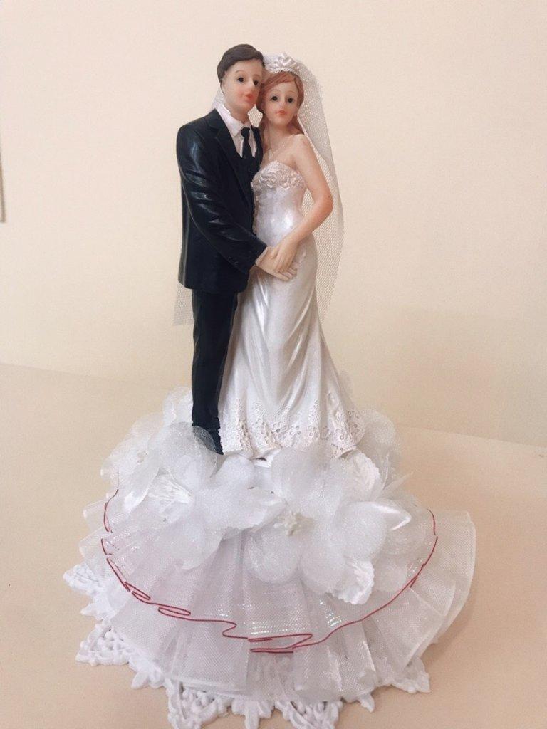 Украшения, декор: Фигурка свадебная (с ребенком) в ТортExpress
