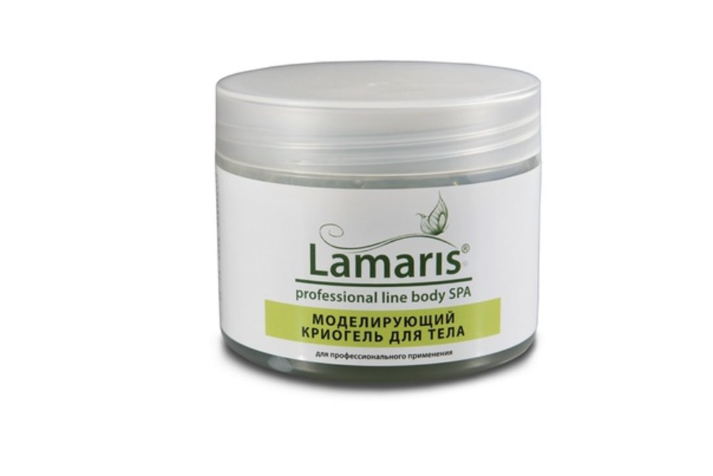 Моделирующие гели для тела Lamaris: Моделирующий КРИОГЕЛЬ для тела Lamaris в Профессиональная косметика LAMARIS в Тюмени