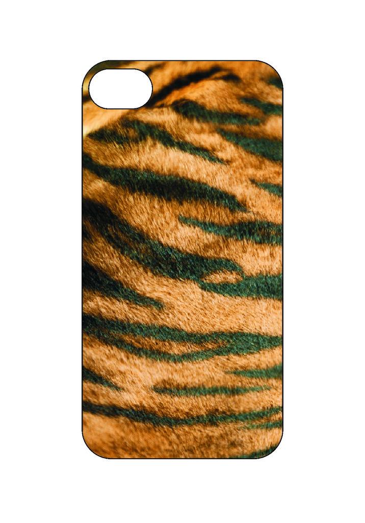 Выбери готовый дизайн для своей модели телефона: Тигр в NeoPlastic