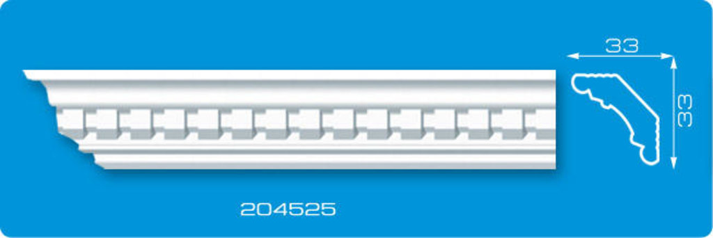 Плинтуса потолочные: Плинтус потолочный ФОРМАТ 204525 инжекционный длина 2м в Мир Потолков