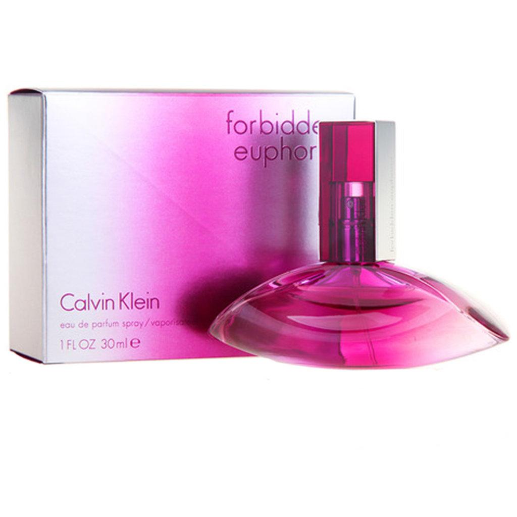 Calvin Klein: Calvin Klein Euphoria Forbidden Парфюмерная вода edp ж 30 ml в Элит-парфюм