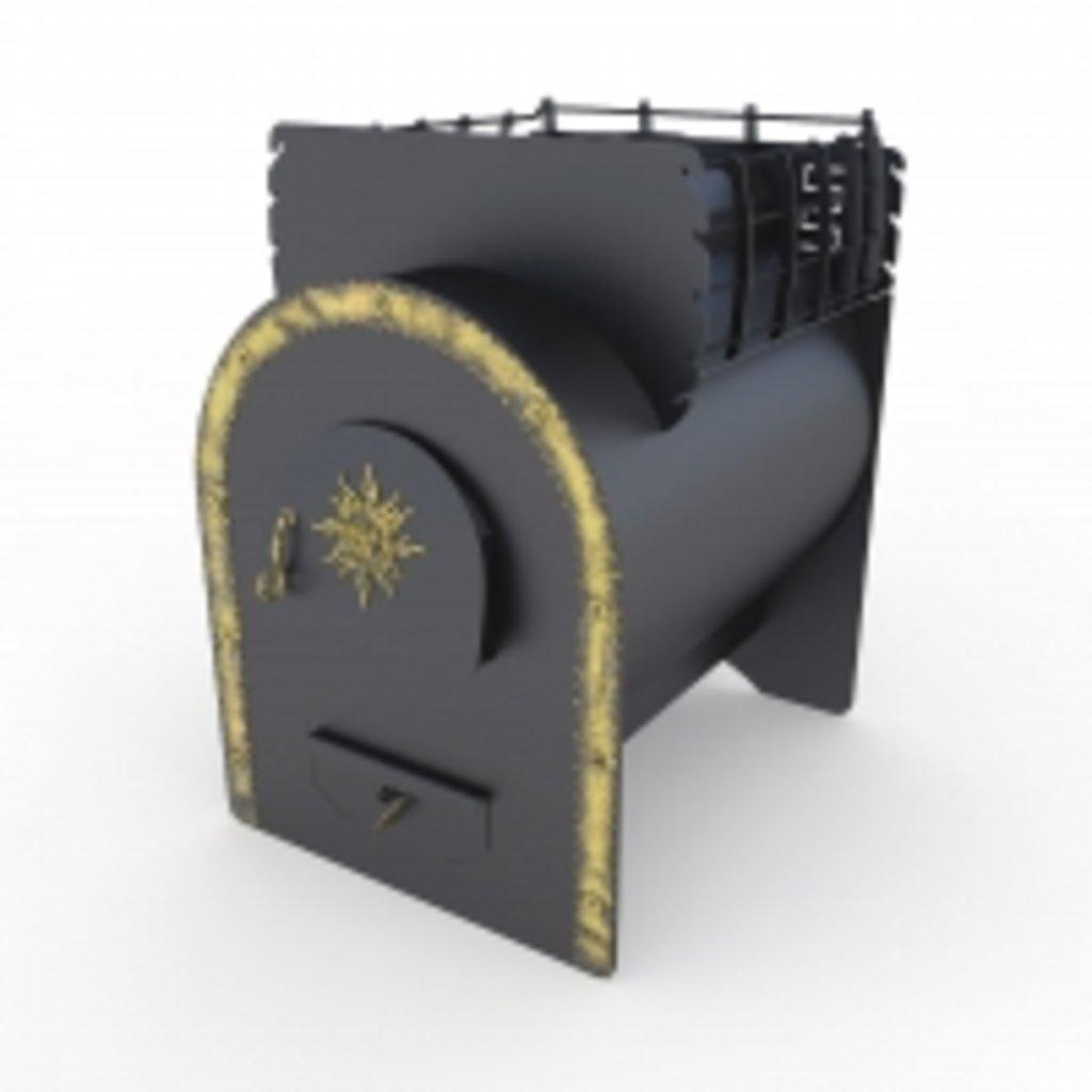 """""""Царь-печи"""": Банная печь Затея в Сельский магазин"""