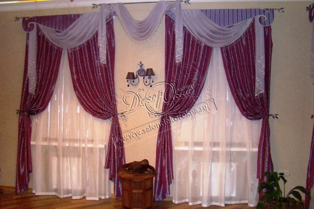 Шторы, портьеры: Комплект штор в Декор окна, салон