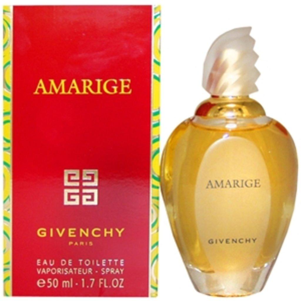 Женский парфюм: Givenchy Amarige Туалетная вода edt ж 50 ml в Элит-парфюм