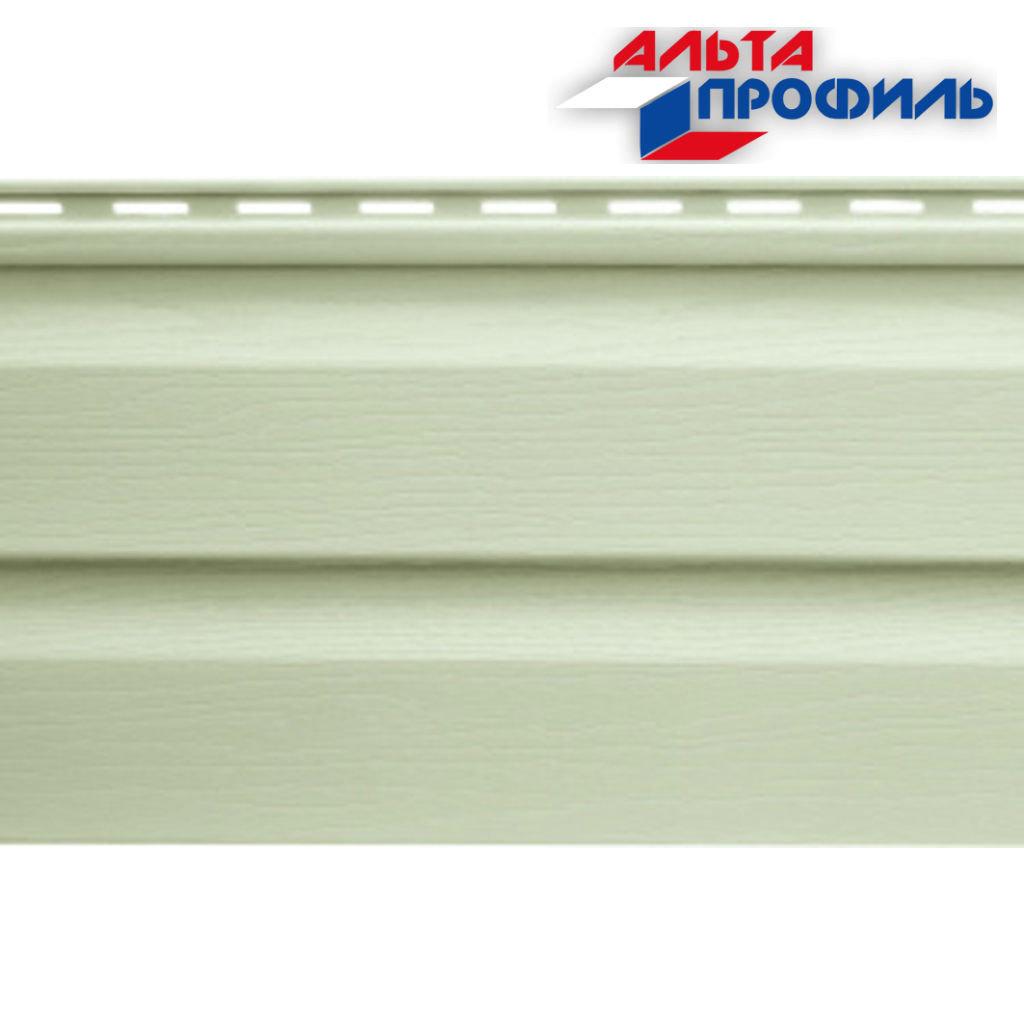 Виниловый Сайдинг: Альта-Сайдинг, виниловый, серо-зеленый, 3,66м в АНЧАР,  строительные материалы