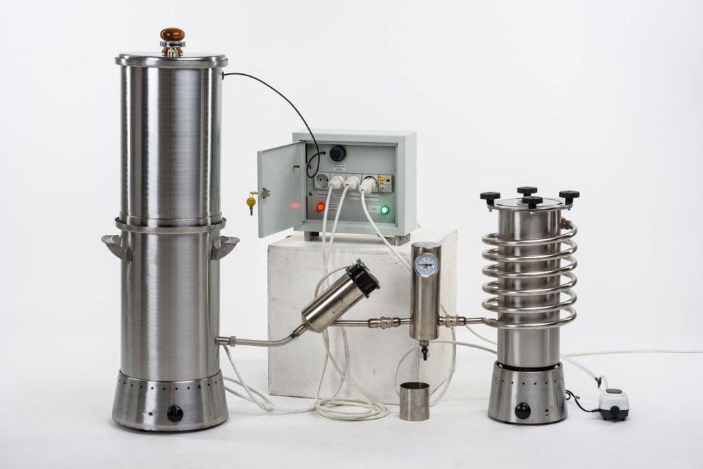 Копчение: Коптильный комплекс «ДЫМКА» с разборным дымогенератором в Сельский магазин