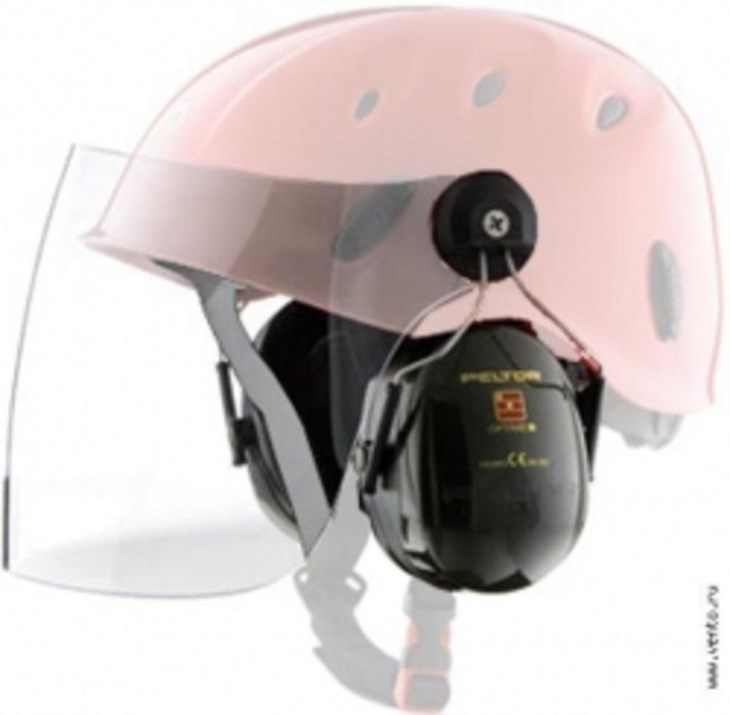Промышленные каски: Щиток защитный «Half» для каски промышленной «Master» в Турин