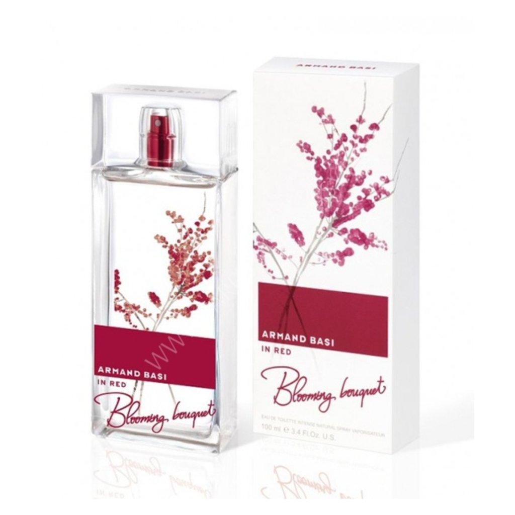 Женская парфюмерная вода Armand Basi: Armand Basi In red Blooming Bouquet Туалетная вода edt ж 100 ml в Элит-парфюм