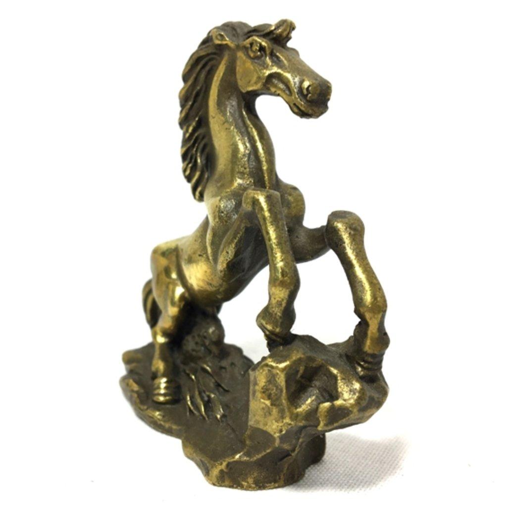 Статуэтки: Лошадь в Шамбала, индийская лавка