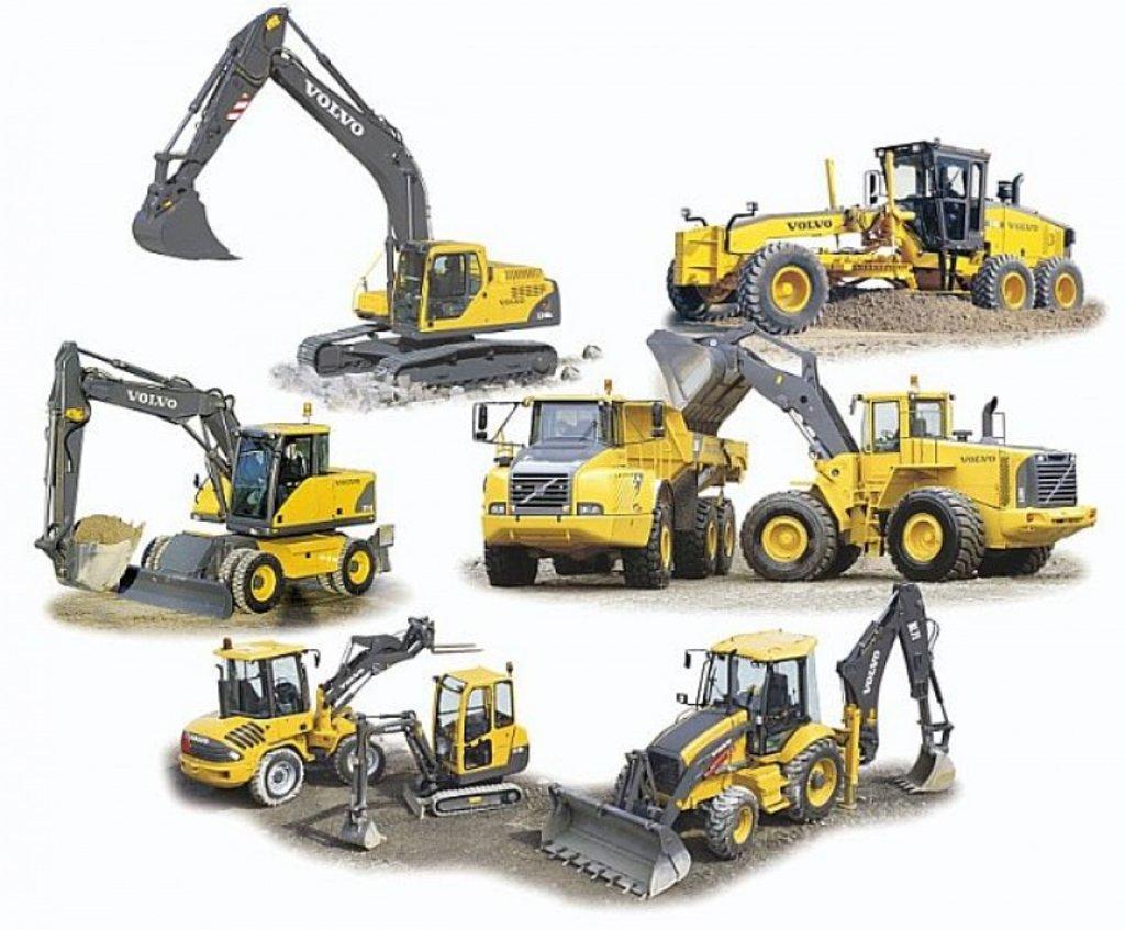 Ремонт спецтехники: Ремонт дорожно-строительной техники в Гидросистемы
