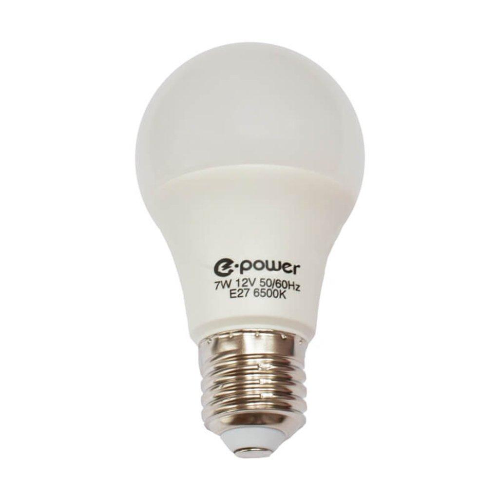 Светодиодное освещение: Светодиодная лампа E-Power 7Вт в Горизонт