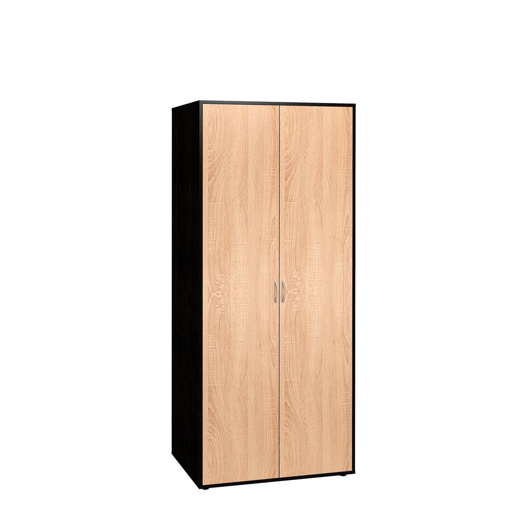 Шкафы для одежды и белья: Шкаф для одежды Полина в Стильная мебель