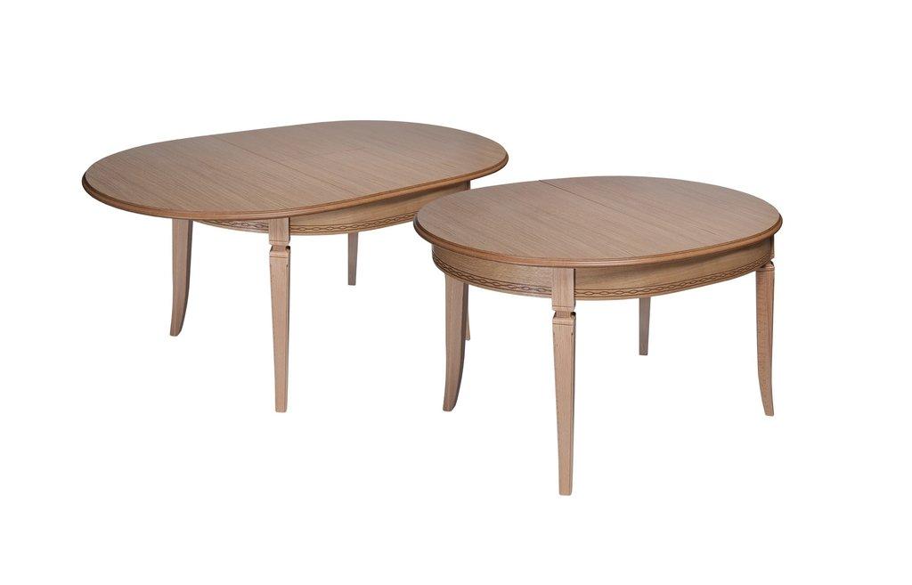 Столы деревянные: Стол Азалия 3 в АРТ-МЕБЕЛЬ НН
