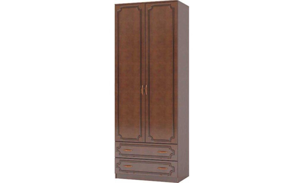 Спальный гарнитур Лакированный: Шкаф ШР-2 Лакированный, платье, 2 больших ящика в Уютный дом