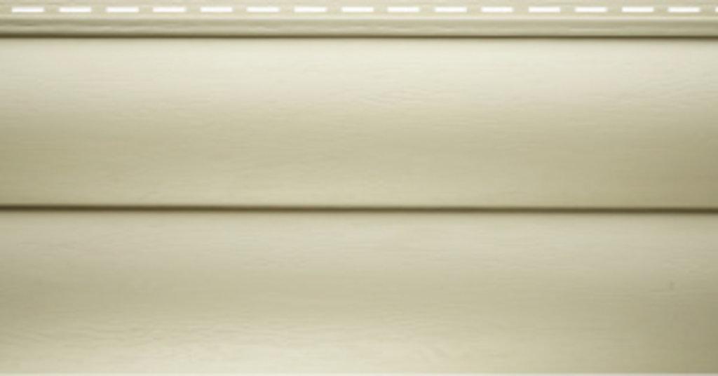 """Виниловый Сайдинг: Блокхаус виниловый """"бежевый"""" BH-02 - 3,10м х 0,32м в АНЧАР,  строительные материалы"""