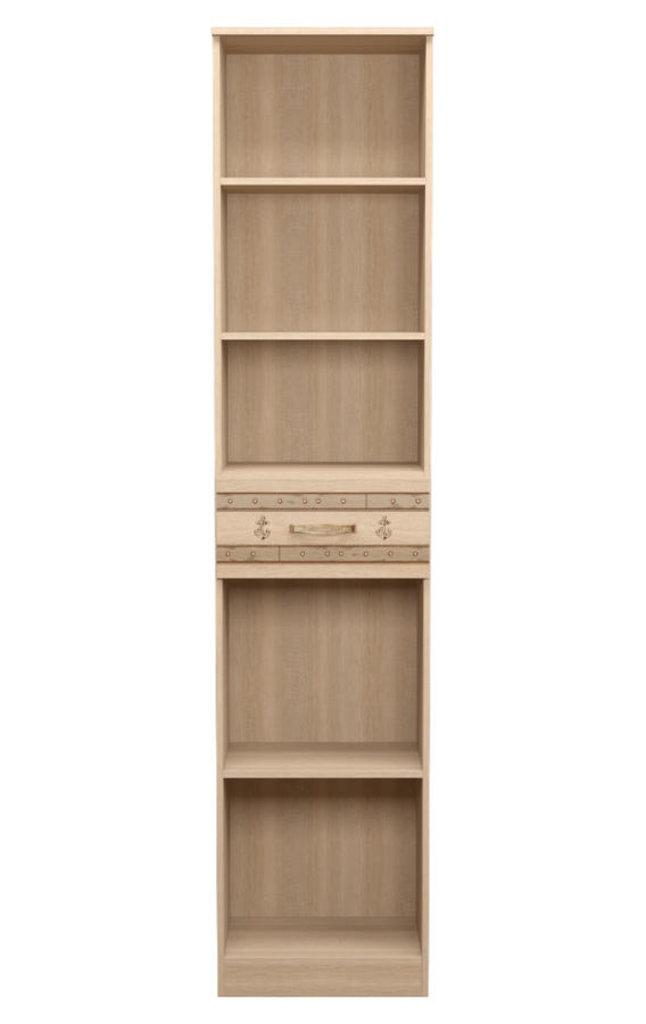 Детские шкафы и стеллажи: Шкаф-пенал для белья 15 Квест в Стильная мебель