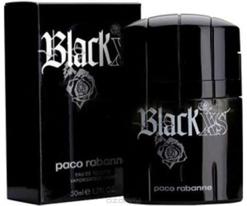 Paco Rabanne: PR Black XS Туалетная вода edt муж 50 ml в Элит-парфюм